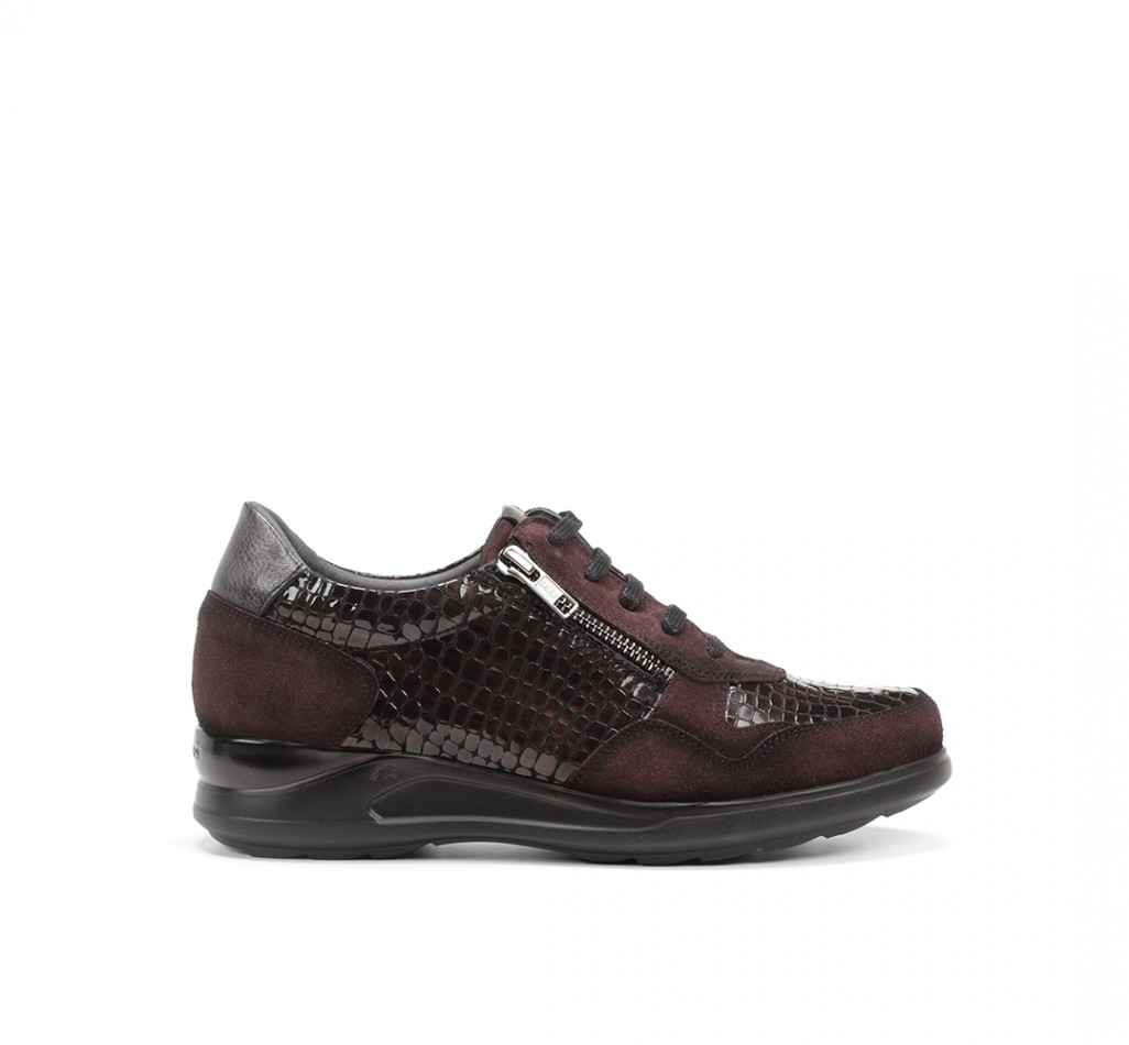 HERACLES 8415 Scarpa abito in pelle...